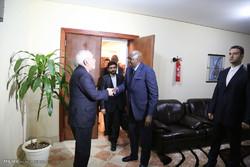 Zarif Mali Başbakanı ile görüştü