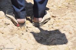 خشکسالی در روستاهای شهرضا
