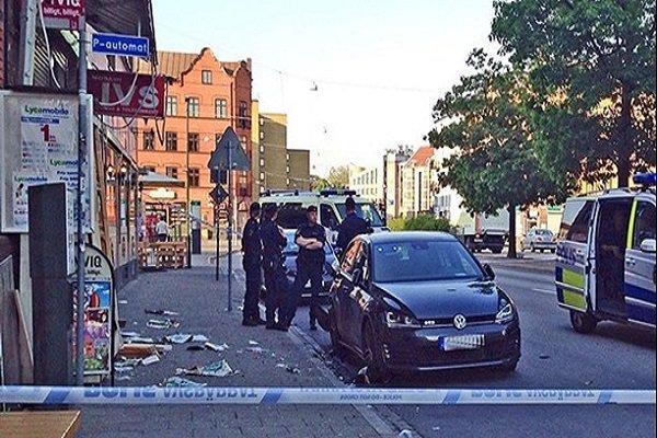 وقوع انفجار مهیب در شهر مالموی سوئد