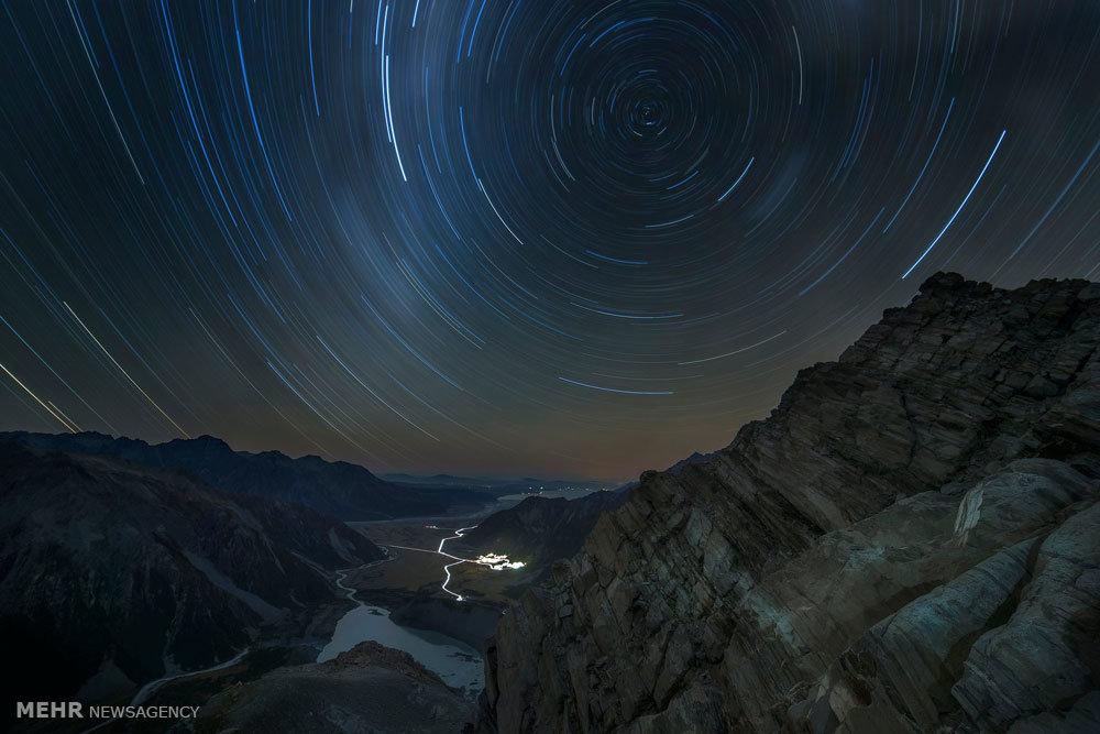 مسابقه عکاسی نجوم