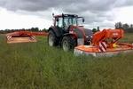 ۹۵ درصد ماشینآلات کشاورزی کشور توسط صنعتگران داخلی تهیه میشود