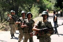ترکیه ۲ عامل انتحاری و ۳ عضو «پ. ک. ک» را بازداشت کرد