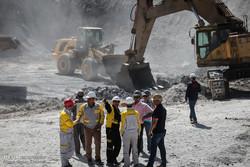 محیطزیست نظارت مستمری بر فعالیتهای معدنکاری دارد