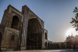 Jame Mosque of Qazvin