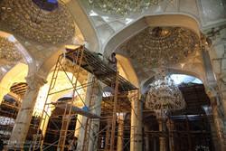 اتمام پروژه ساخت صحن حضرت زهرا (س) تا پایان سال ۹۶