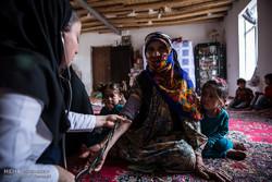ویزیت رایگان در مناطق محروم اردبیل