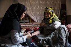 ویزیت رایگان ۲۸۰۰ نفر در اردوی جهادی دشت سوسن ایذه
