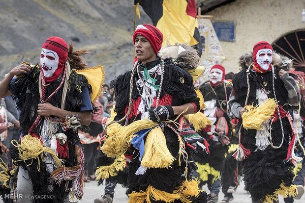 جشنواره کویلور ریتی در پرو