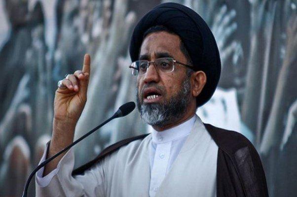 إعتقال رئيس المجلس الإسلامي العلمائي في البحرين