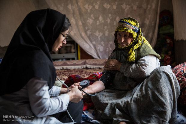 اعزام تیم پزشکی زنان متخصص داوطلب به مناطق کمتر توسعه یافته