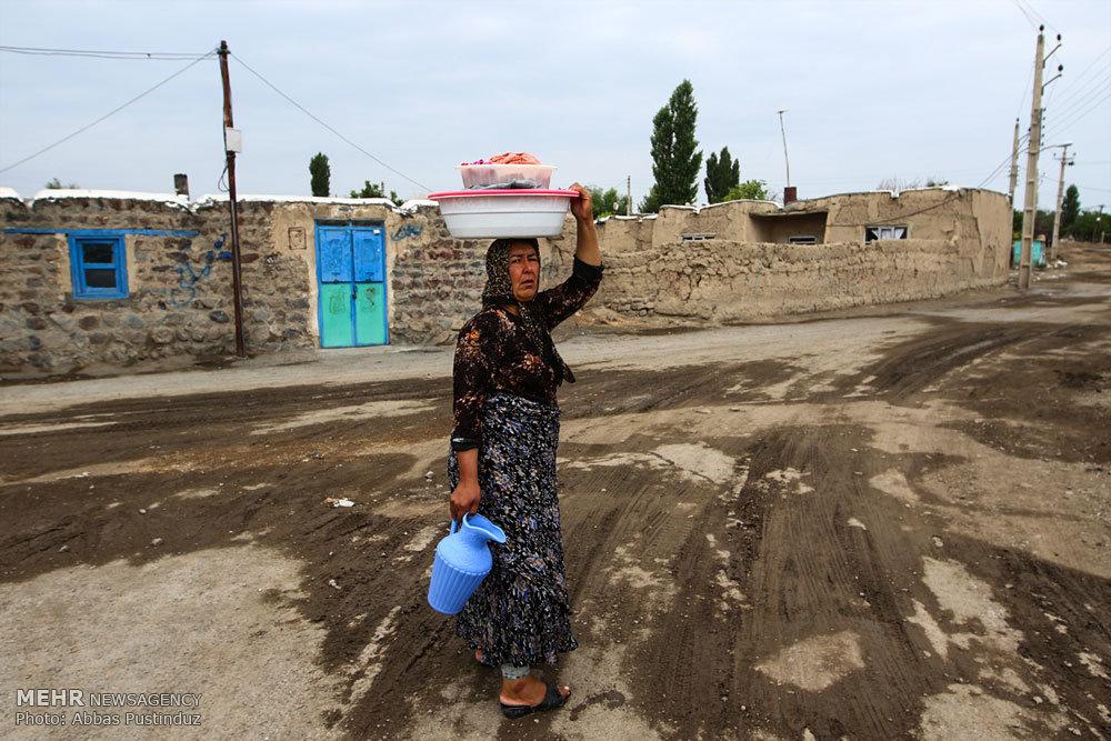 روستای دوه چی در حسرت انتقال آب
