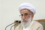 آیت الله جنتی شهادت تعدادی از نیروهای انتظامی و بسیج را تسلیت گفت
