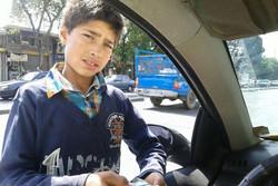 آسیب های اجتماعی بازیچه کودکان کار در خیابان های بیرجند