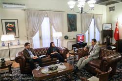 Tehran Times interview with Turkish ambassador