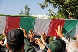 ۱۱۸ شهید گمنام در آغوش خراسان جنوبی/پیکر سه شهید تشییع می شود