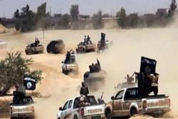 """""""داعش"""" ينقل عناصره ومعداته من القائم الى صحراء محافظة الأنبار"""