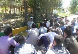 دوره میثاق طلبگی استان بوشهر آغاز شد