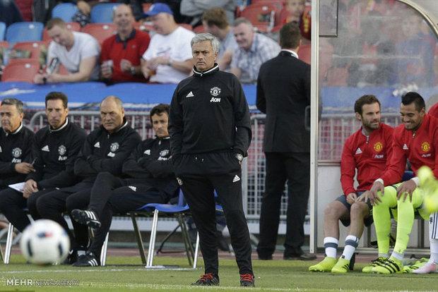 مباراة مانشستر يونايتد وغلطة سراي