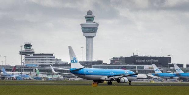 رفع مستوى الاحتياطات الأمنية في مطار أمستردام