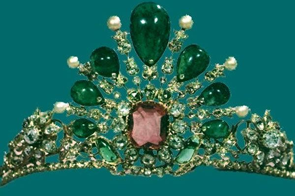 گرانبهاترین اشیادرگران ترین موزه ایران/نمایش مهمترین الماس جهان