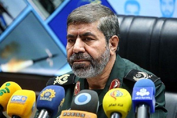 العميد شريف: دوريات الحرس الثوري التفقدية في الخليج الفارسي لم تتغير أبداً