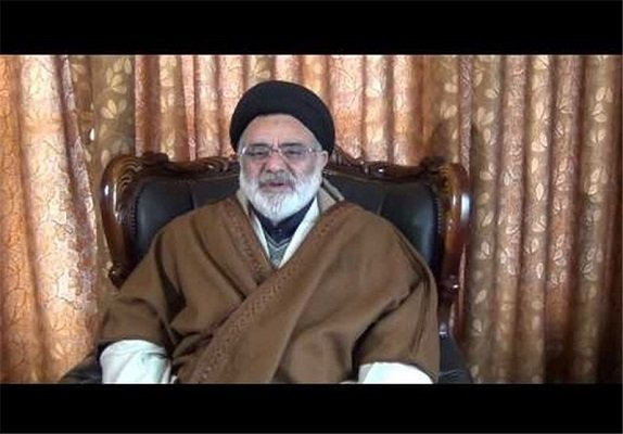 الهند تعتقل زعيم الشيعة في إقليم كشمير