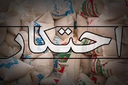 انبار احتکار برنج به ارزش ۵ میلیارد ریال در جیرفت پلمب شد