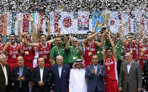 Iran claims FIBA Asia U18 Championship