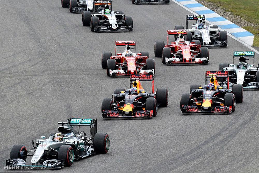مسابقه فرمول یک آلمان