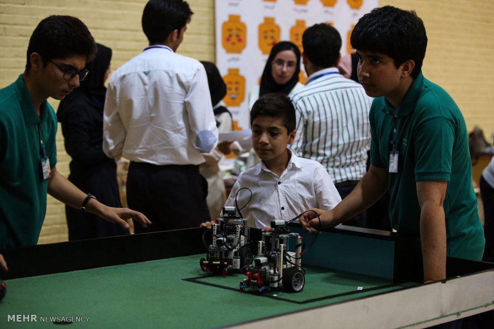 مسابقات مقدماتی سیزدهمین المپیاد جهانی روباتیک WRO 2016