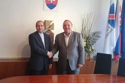Iran, Slovakia discuss prospects for economic coop.