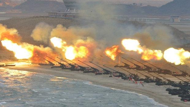 كوريا الشمالية : تصرف الإمبرياليين يزيد رغبتنا في الانتقام