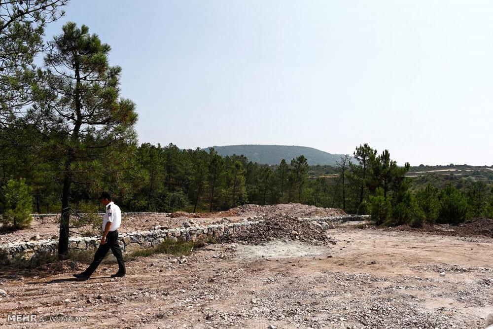 گورستان خائنان در ترکیه