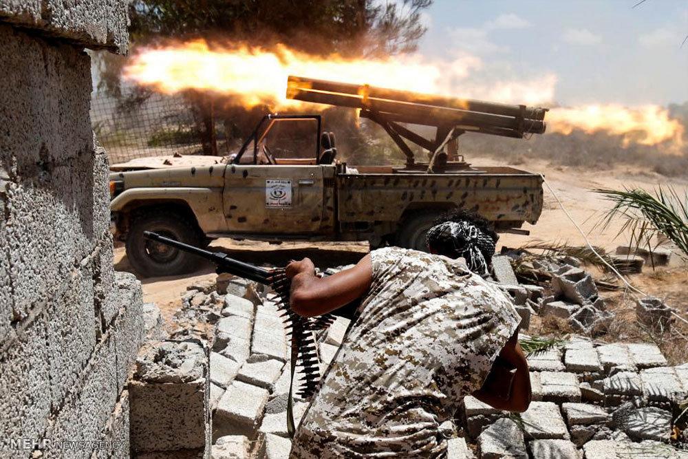 نبرد با داعش در لیبی