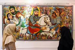 İran Kahvehanelerinde Ressamlık Sergisi/ Fotoğraf