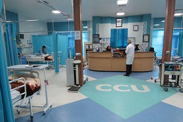 مرکز تحقیقات قلب و عروق در بیمارستان شهید رجایی کرج افتتاح شد
