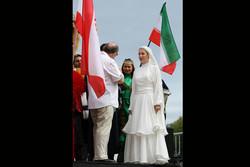 Iranian lady named Montignac peace ambassador
