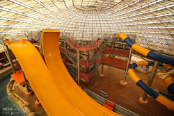 افتتاح نخستین پارک آبی قم