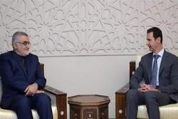 بروجردی: تنها ملت سوریه سرنوشت خود را تعیین می کند