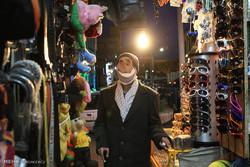 Faceless Iranian war veteran faces heaven