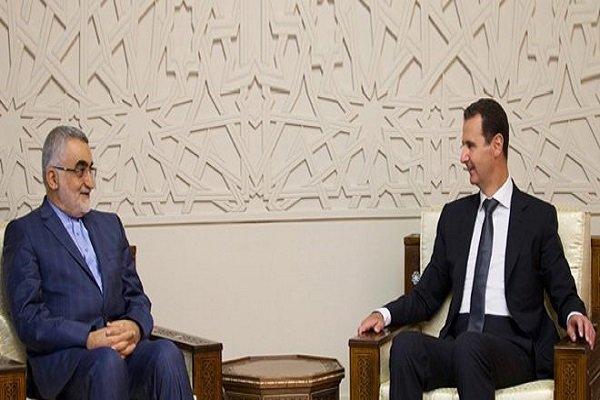 الرئيس السوري: الشعوب قدمت التضحيات لكي تواجه الإرهاب وتحافظ على استقلالية قرارها