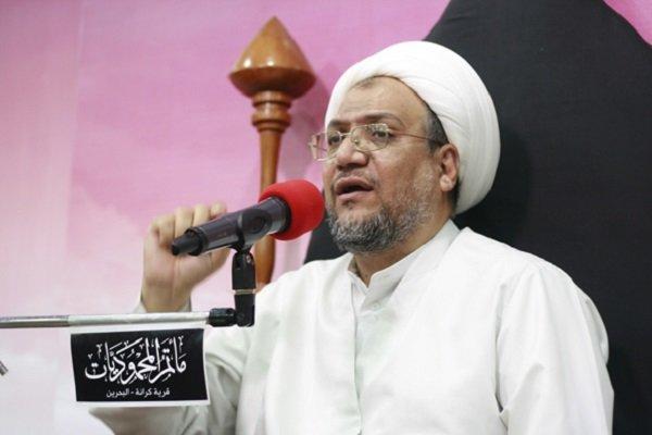 """اعتقال وكيل المرجع الشيعي """"السيستاني"""" في البحرين"""