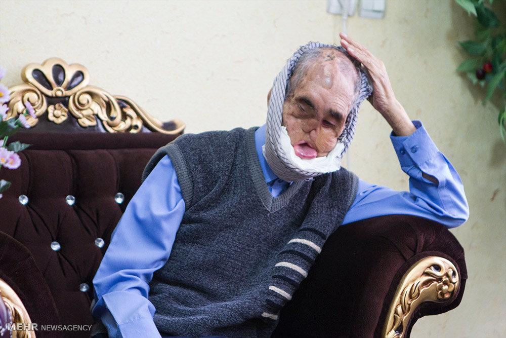 حاج رجب محمدزاده به جمع یاران شهیدش پیوست
