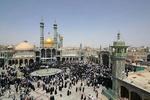 محل استقرار زائران حرم حضرت معصومه(س) در لحظه تحویل سال مشخص شد