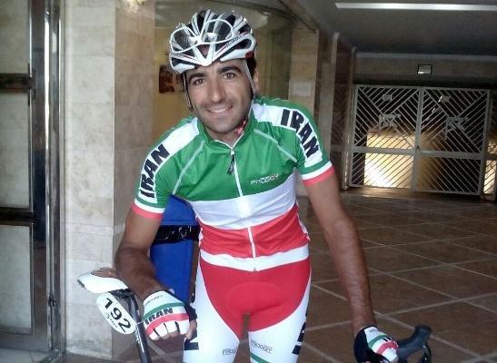 پورسیدی هم از دور مسابقات دوچرخه سواری حذف شد