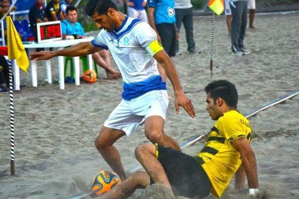 «قوی سپید» انزلی به رده دوم جدول لیگ برتر صعود کرد