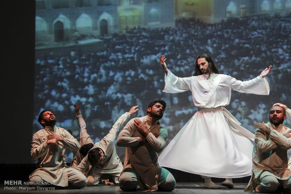 یازدهمین جشنواره سراسری تئاتر رضوی