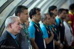 حضور مدیرعامل باشگاه نفت در محل تمرین
