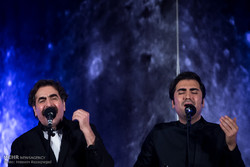 """کنسرت موسیقی """"ناگفته"""" شهرام ناظری و حافظ ناظری"""