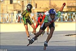 کرمانشاه عنوان نخست اسکیت ماراتن قهرمانی کشور را کسب کرد